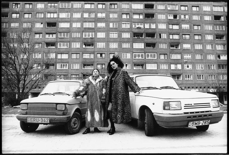 Óbuda, Szőlő utca, 1995  (Fotó: Szilágyi Lenke / Kiscelli Múzeum Gyűjteménye)