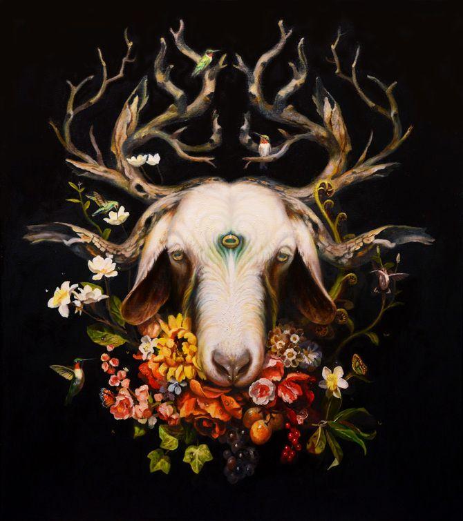 as-pinturas-surrealistas-soturnas-de-martin-wittfooth-2