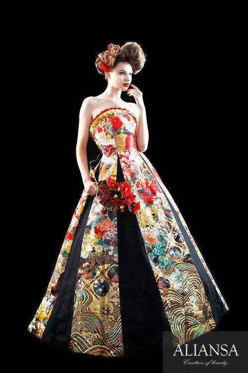 Sum dress wedding dress dress Order rental dress Alianza | sum dress flower basket | dress rental made-to-order