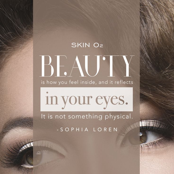 Feeling beautiful today? Let it show through your eyes! #qotd #beauty