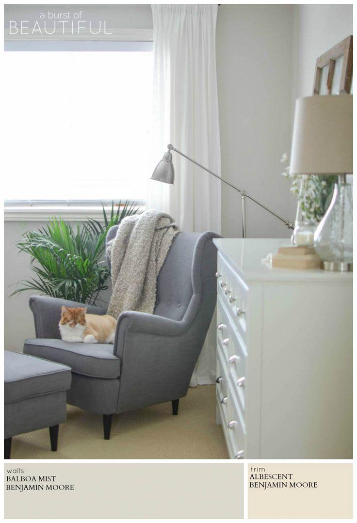 Modern Farmhouse Bedroom Decorating Ideas: Best 25+ Balboa Mist Ideas On Pinterest
