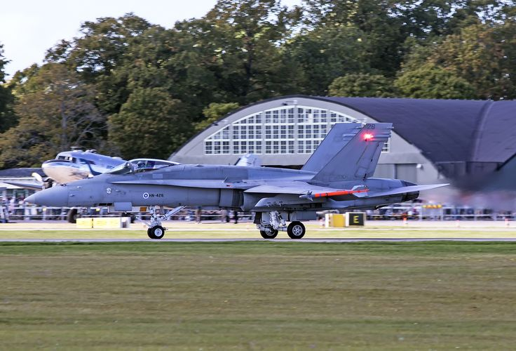 https://flic.kr/p/MqpH4W | McDonnell Douglas F/A-18C Hornet | Finnish Air Force