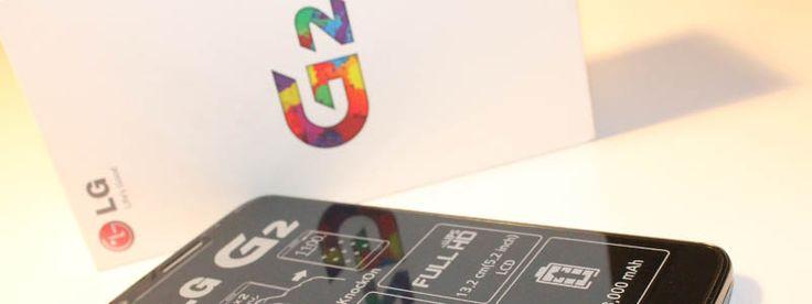 #LG #G2 D802: Una breve recensione sulla scelta di acquisto e gestione dei consumi della sua super batteria. #android