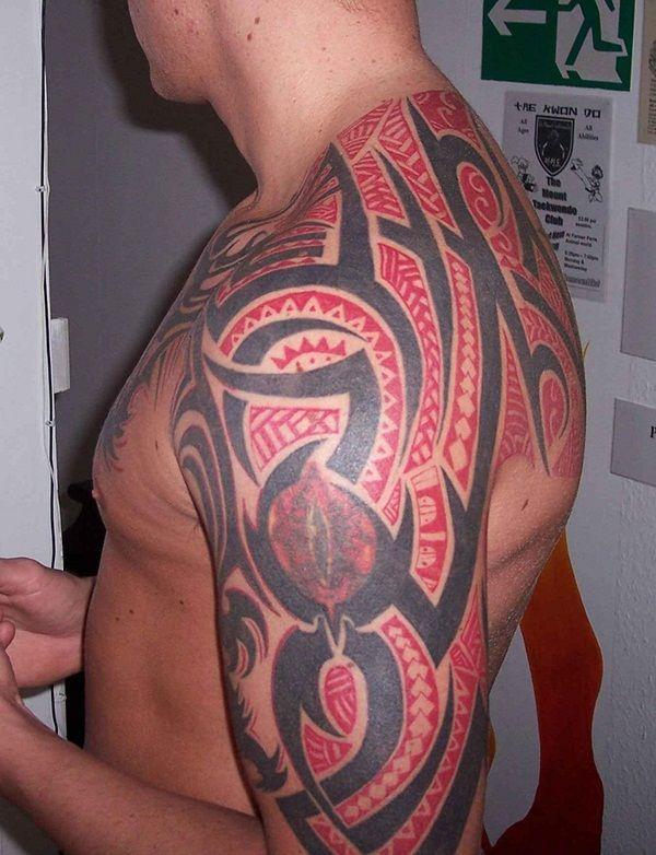 105 motifs de tatouage à l'encre rouge pour l'inspiration pour l'art corporel   – T A T O O S