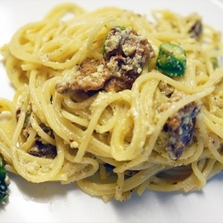 Goopy Carbonara recipe