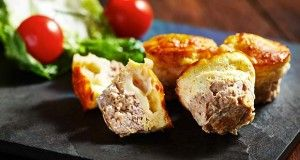 high protein cheeseburger recipe