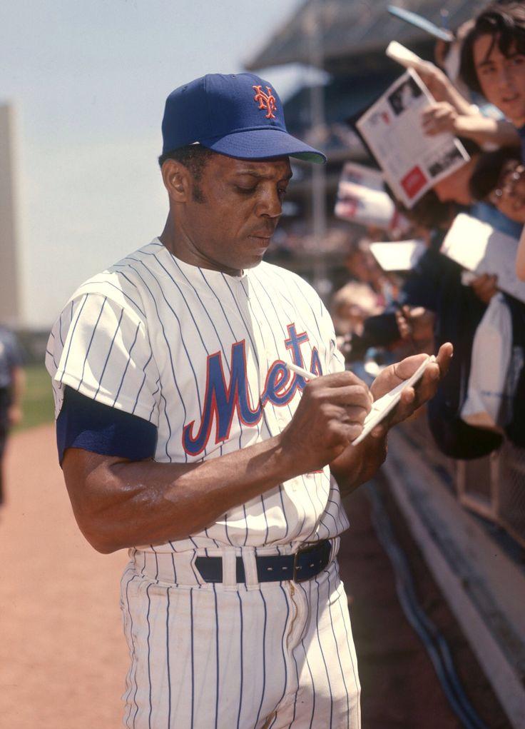 Willie May - NY Mets