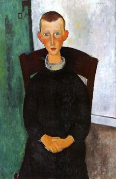 Amedeo Modigliani                                                                                                                                                                                 Plus