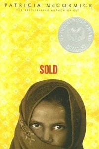 the reality of modern day slavery in sold a novel by patricia mccormick My blog is about the books i  i recently listened to the unabridged audio version of sold by patricia mccormick and  had while she read sold.