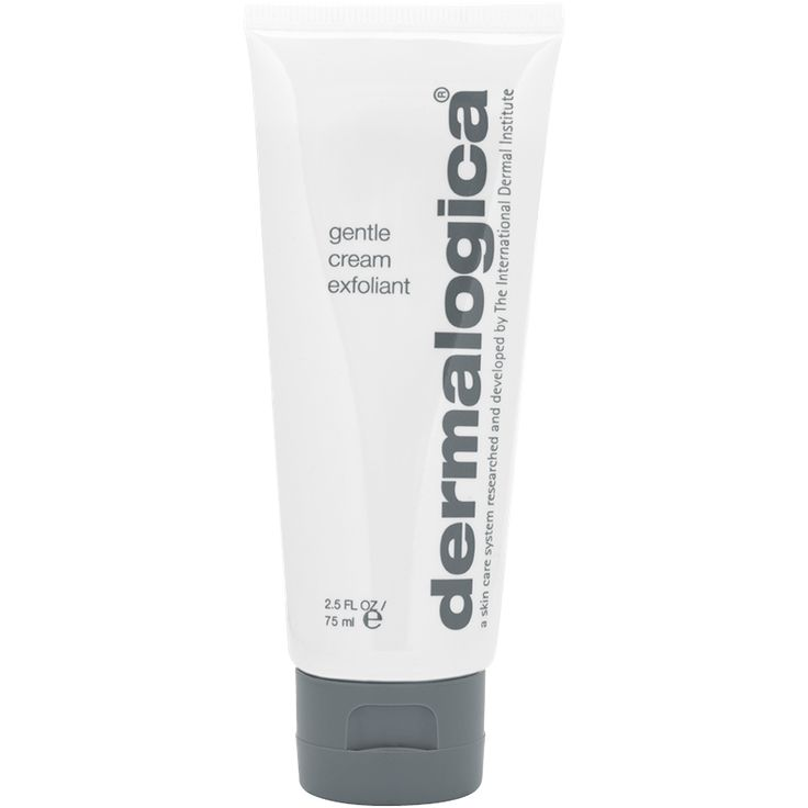 gentle cream exfoliant, a non-abrasive exfoliation treatment for dramatically smooth skin.