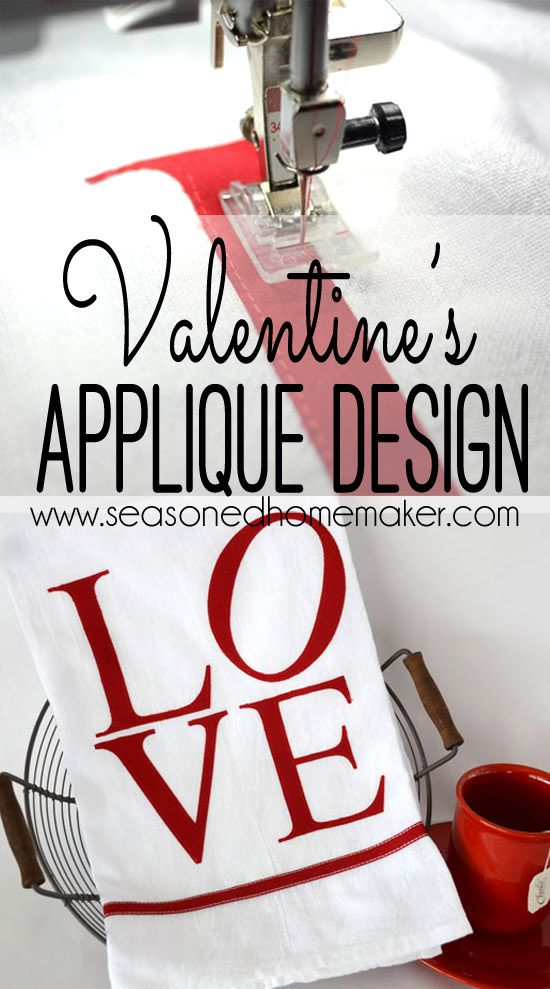 Valentines Day Ideas Towels Sewing Projects And Tutorials