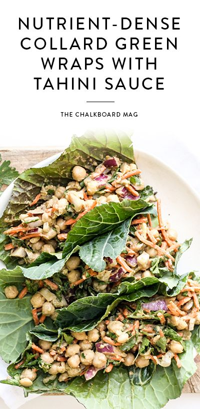 These raw, gluten-free, vegan collard green tacos by Andrea Bemis are easier than they might seem…
