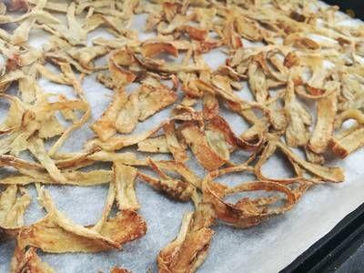 揚げない!ごぼうチップス。おいしくて手が止まらない♪ by 農家のレシピ帳*五十嵐 佳奈 | レシピサイト「Nadia | ナディア」プロの料理を無料で検索