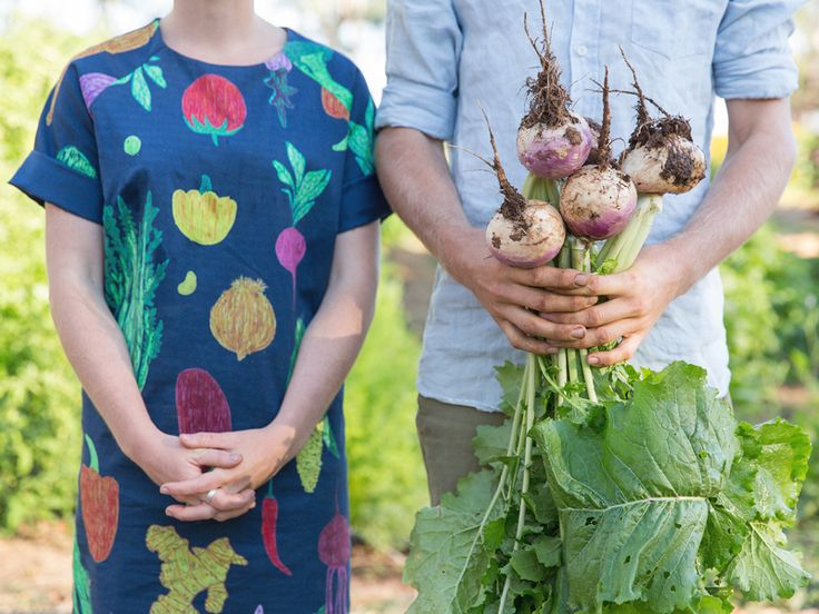 The Slowpoke: INTERVIEW: GROWN + GATHERED // Lentil and Matt's vegetable and flower farm. #organic #growers #farm #australia Photo: Hilary Walker