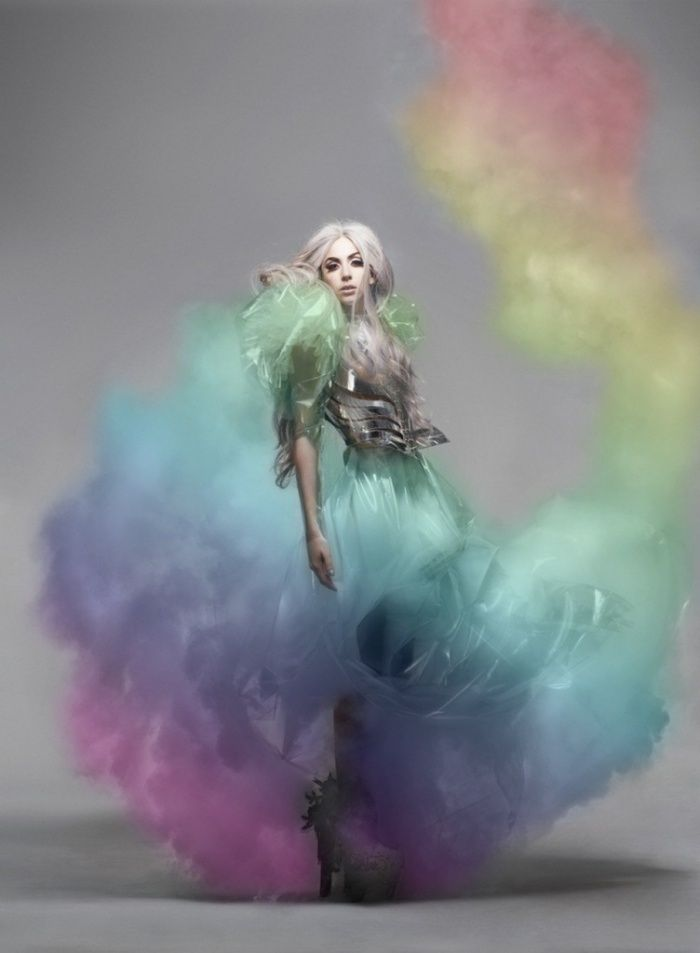 Sweet Sweet (like cotton candy!) Gaga.