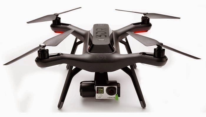 3D Robotics Solo Drone Announced