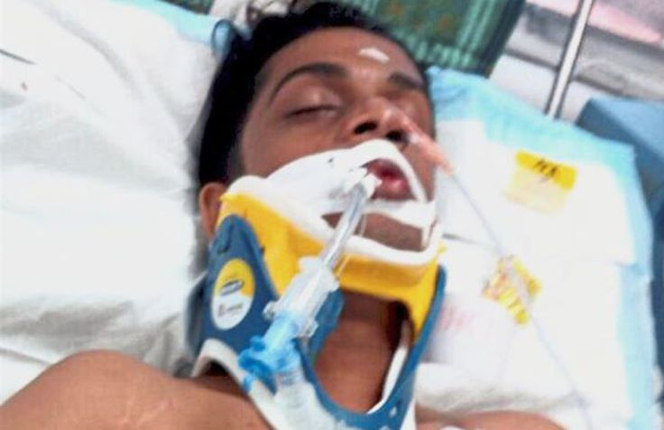 Malaysia teen targeted by homophobic bullies was left brain dead after beaten, raped with a blunt object and burned, his family mourns him