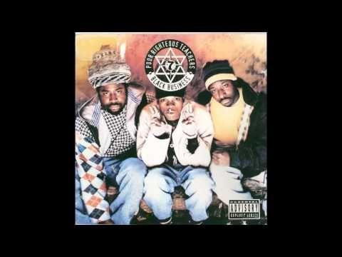 Poor Righteous Teachers - Black Business [ FULL ALBUM ] 1993
