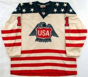 Love this USA Hockey jersey