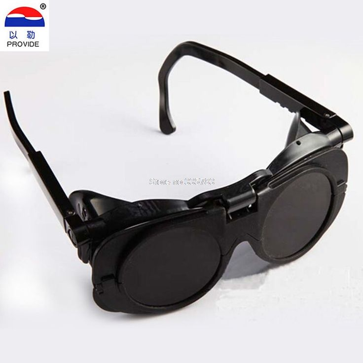 11.47$  Watch now - http://alifh8.shopchina.info/go.php?t=32805286894 - PROVIDE welding glasses Double turn 2 mirror laser safety glasses profession Practical type safety glasses welding 11.47$ #buyininternet
