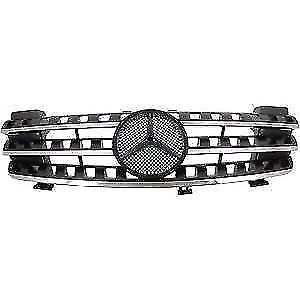 NEW MB1200154 2006-2008 FITS MERCEDES-BENZ ML320 GRILLE ASSEMBLY 16488006857167 #BrandNewAftermarketReplacementPart