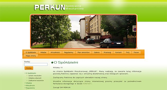 Website - http://smperkun.pl