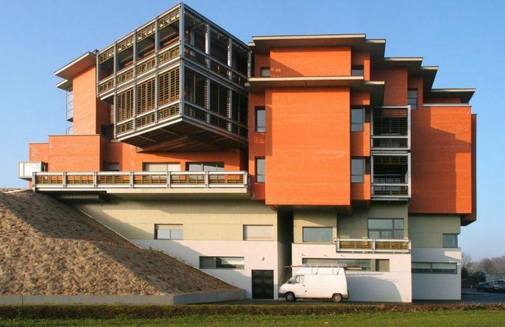 51 best images about ehpad maisons de retraite on for Architecture unite alzheimer