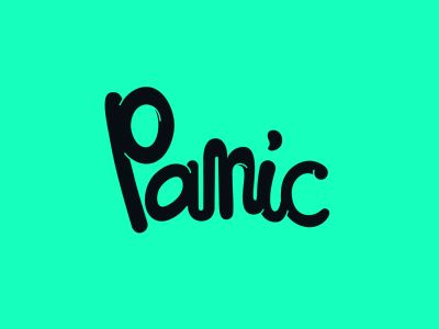 Dribbble - Panic Logo Animation by PANIC