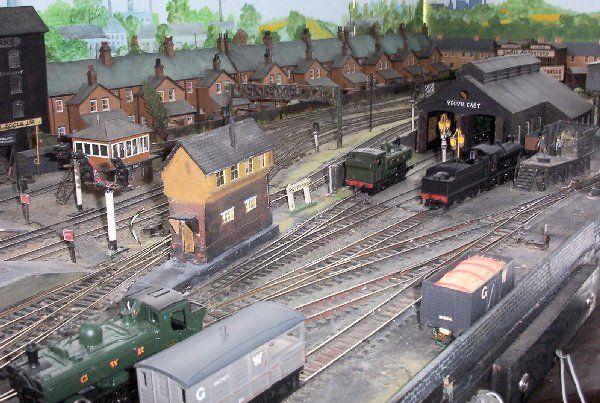 model railway | TAUNTON TOWN Model Railway Club - CLUB ROOM NEWS