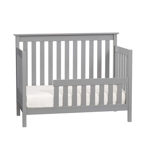 The Elliott 3-in-1 Crib is there for their every stage. (And our Crib Sale is here for you! Save up to 65% off this weekend!)