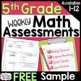 5th Grade Math Assessments | 5th Grade Math Quizzes