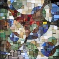 jennifer kuhnsMosaics Art, Squares Circles, Mosaics Abstract, Abstract Mosaics, Jennifer Kuhn, Mosaics Squares, Mosaics Inspiration, Art Mosaics, Stained Glasses