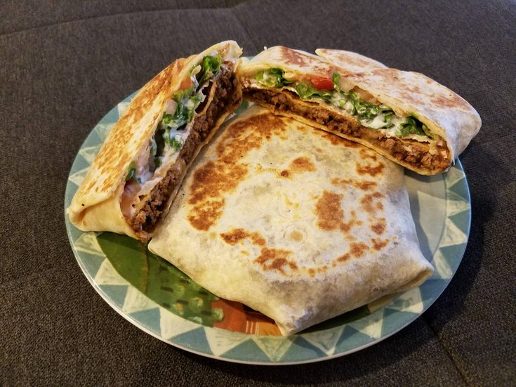 Homemade Crunchwrap Supremes | CapnZippers on reddit.com | [OC] [4032x3024] : FoodPorn