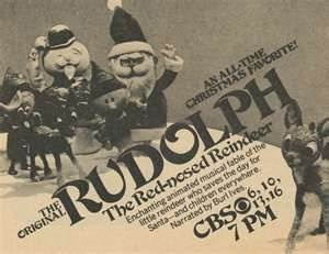 Vintage TV Guide 1976 Rudolph...Still one of my fav's that i watch without the kids