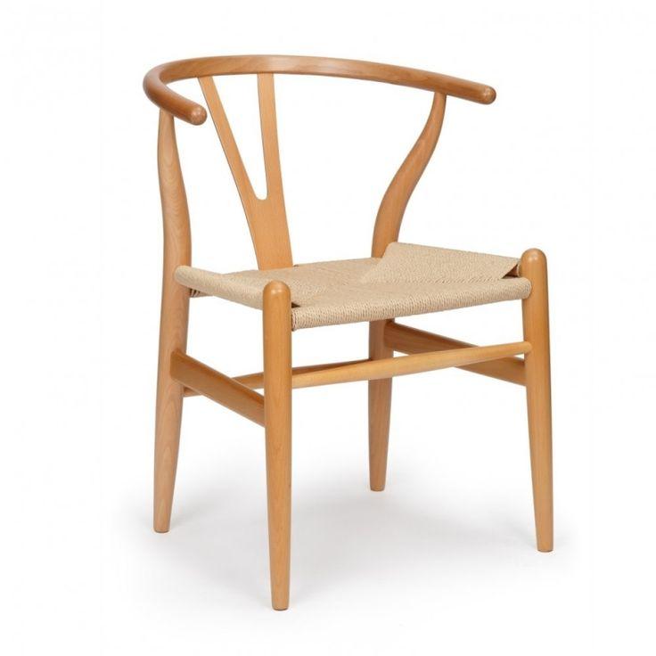 Replica Wegner Y Chair CH24 Decora tu alma, 245,63 €