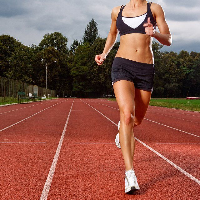 Belly-Blasting Sprinting and Walking Workout