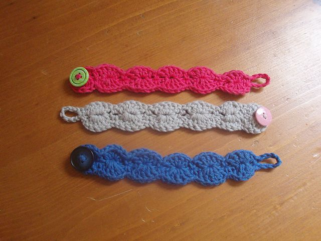 20 besten Crochet Jewelry Bilder auf Pinterest | Schmuck häkeln ...