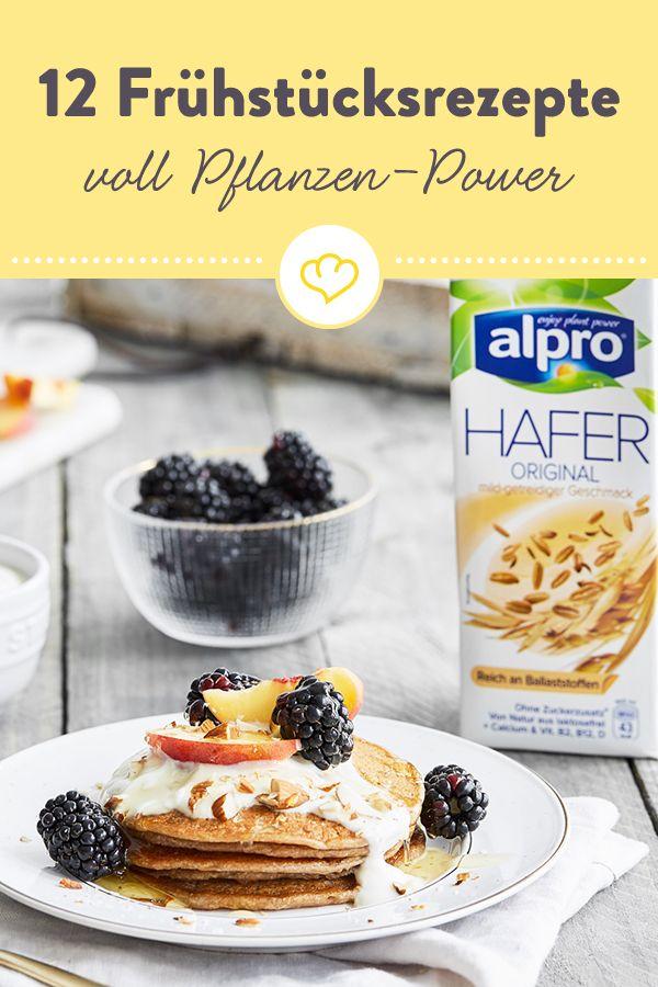 [Anzeige] Starte mit 12 pflanzlichen Frühstücksrezepten in den Tag [In Koopera… – Leckere vegane Rezepte