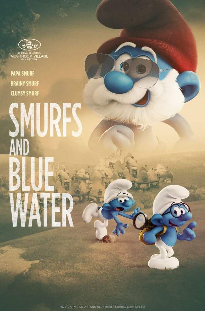 Smurfs 3 Characters