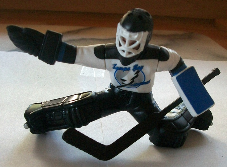 Hockey Player Cake Topper By Nancytreasures On Etsy