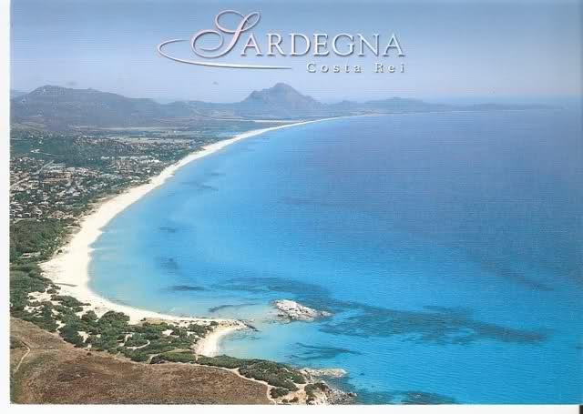 Costa Rei Sardinia Italy -