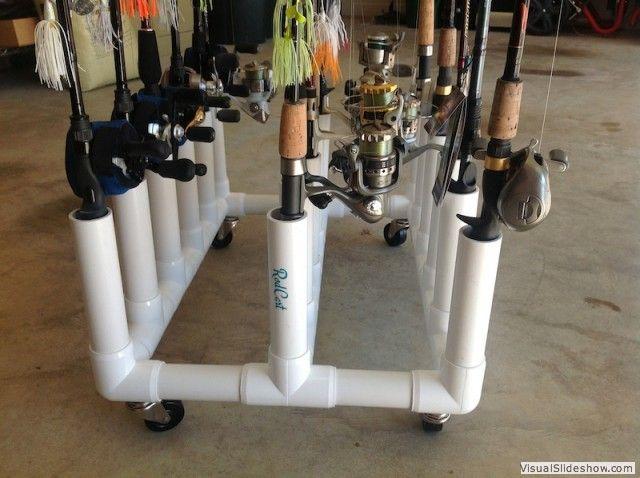 fishing rod holders - Google Search