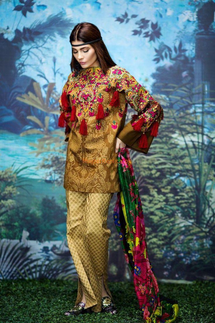 58 best Sana Safinaz Best Designer Collection images on Pinterest ...