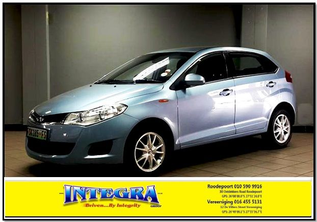 2014 Chery J2 1.5 TX, for sale!!! Mileage a low low 19414km, for more info kindly contact Integra Motors.