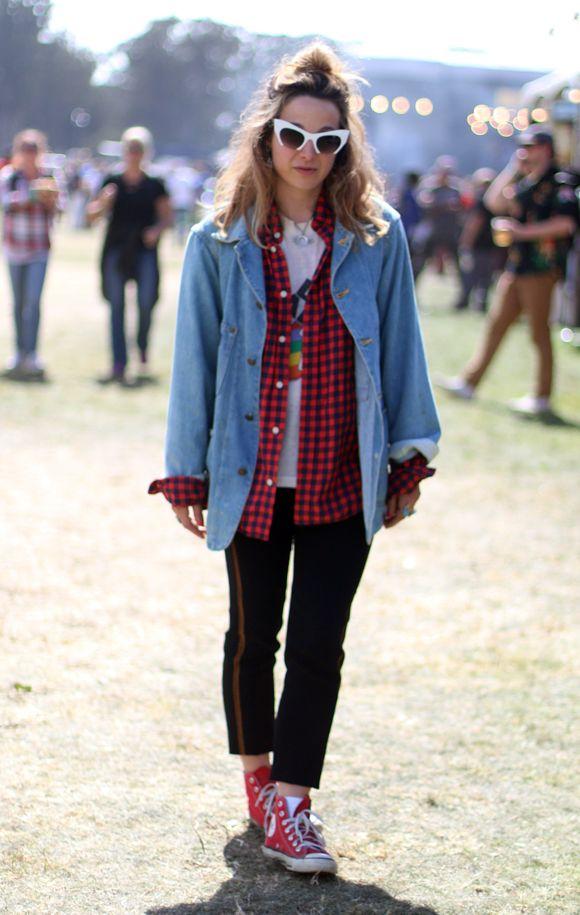 Festival Fashion At Outside Lands 2014 | Free People Blog -- so west coasty