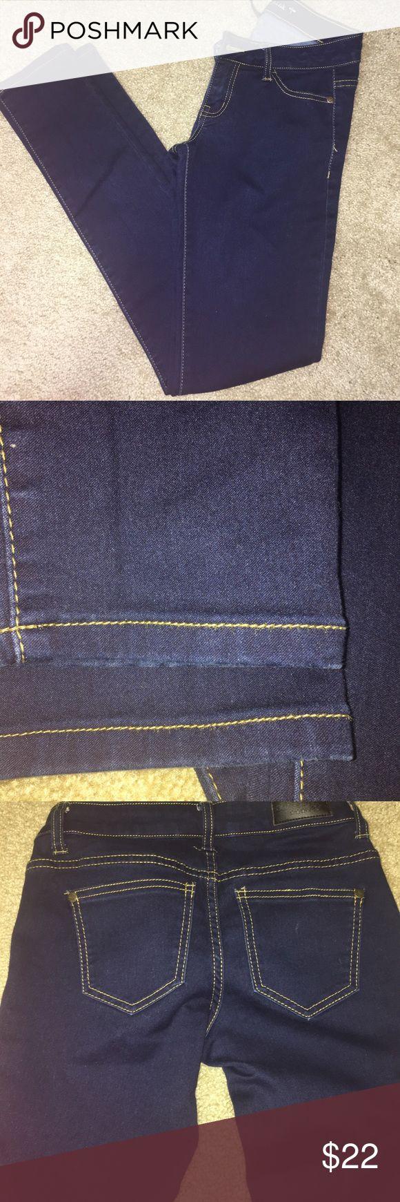 Celebrity Pink Jeans skinny leg size 1 NWOT NWOT Celebrity Pink Jeans size 1, skinny leg. These are brand new. Celebrity Pink Jeans Skinny