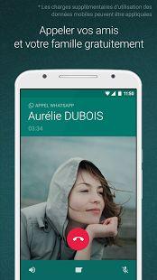 WhatsApp Messenger– Vignette de la capture d'écran