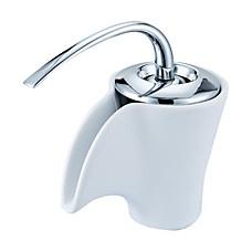 sola manija cromada grifo del fregadero cuarto de baño Central (1039-ma1060) - EUR € 70.12