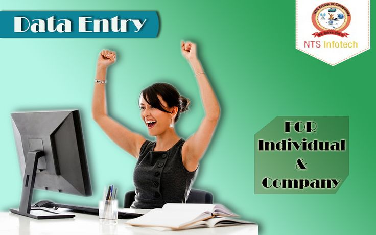Nts offers you to earn money from home just by doing Data Entry. More details on http://www.ntsinfotechindia.com