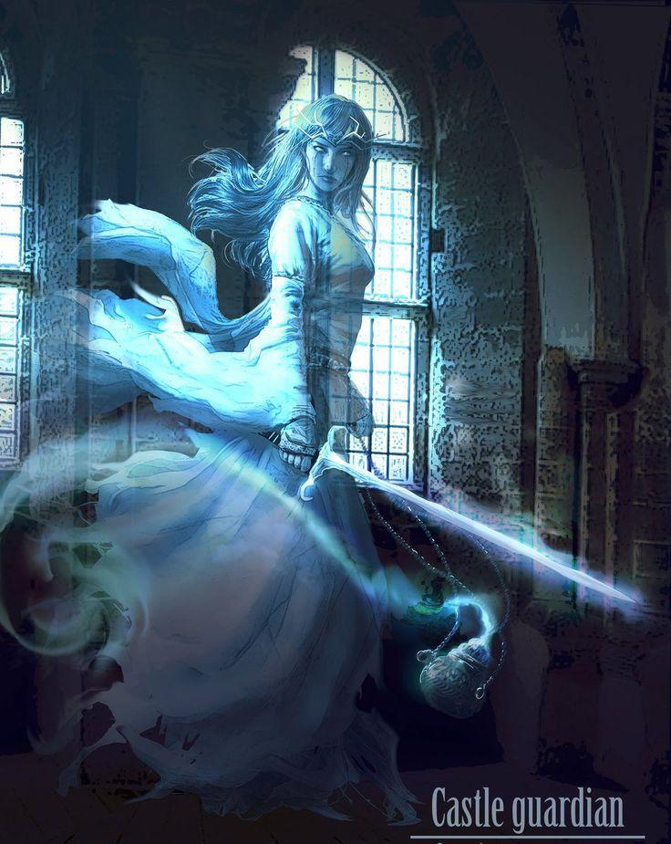 которые красивые рисунки призраков счет этого блюдо
